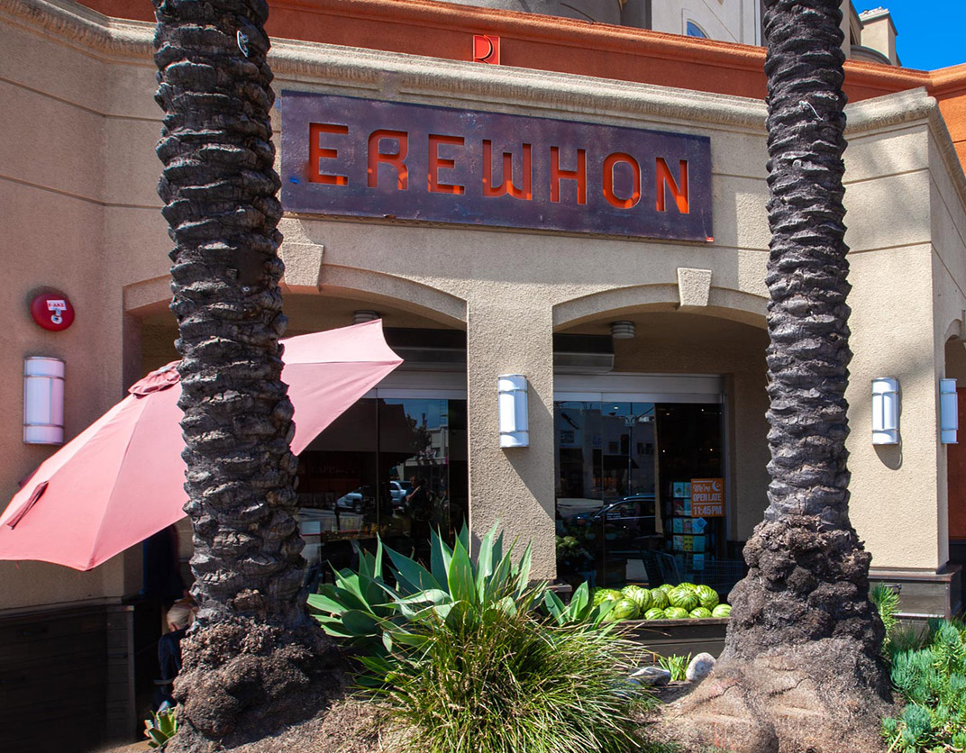 Broadcast Center - Los Angeles, CA - Erewhon