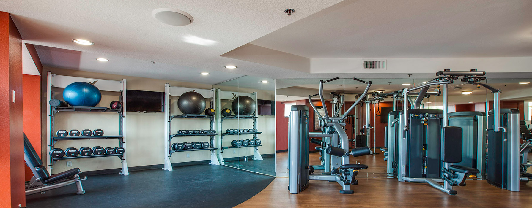 Broadcast Center - Los Angeles, CA - Fitness Center